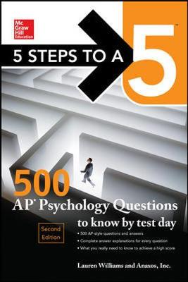 5 Steps A 5 500 Ap Psychology Qstns To Know By book