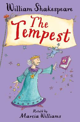 The Tempest by Marcia Williams