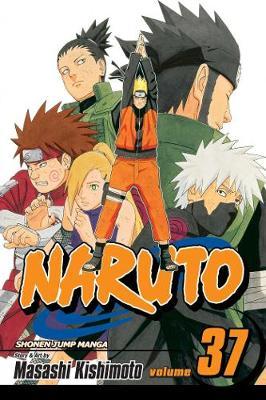 Naruto, Vol. 37 by Masashi Kishimoto