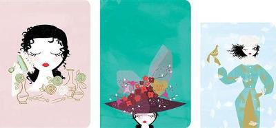 Babylit Anna Karenina Notebooks by Jennifer Adams