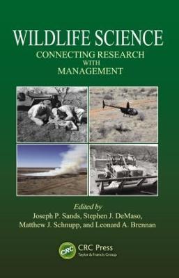 Wildlife Science book