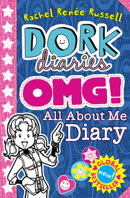 Dork Diaries OMG: All About Me Diary! by Rachel Renee Russell