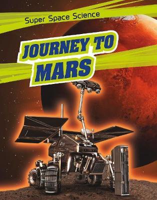 Journey to Mars by David Hawksett