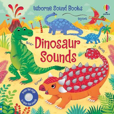 Dinosaur Sounds book