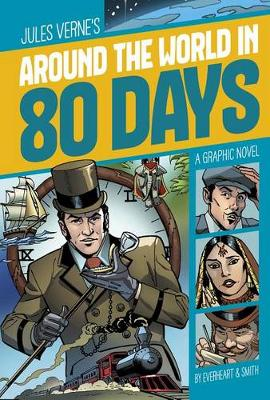 Around the World in 80 Days by ,Jules Verne