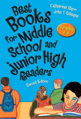 Best Books for Middle School and Junior High Readers by Catherine Barr
