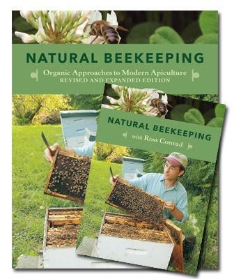 Natural Beekeeping (Book & DVD Bundle) by Ross Conrad