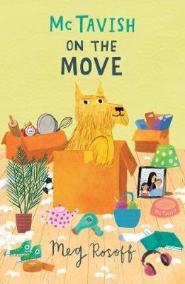 McTavish on the Move by Meg Rosoff