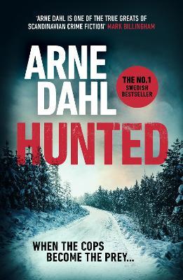 Hunted by Arne Dahl