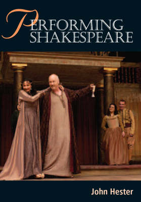 Performing Shakespeare book