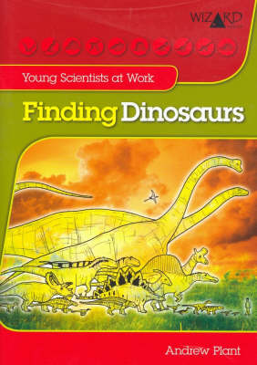 Finding Dinosaurs book