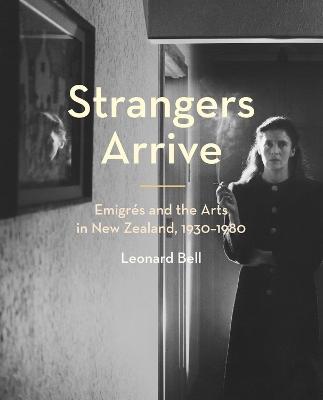 Strangers Arrive book