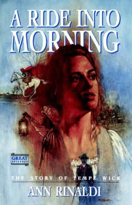 Ride Into Morning by Ann Rinaldi
