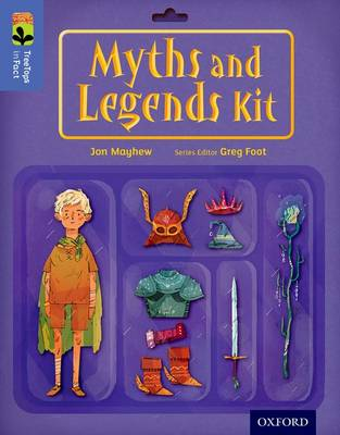 Oxford Reading Tree TreeTops inFact: Level 17: Myths and Legends Kit by Jon Mayhew