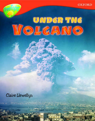 Oxford Reading Tree: Level 13: Treetops Non-Fiction: Under the Volcano by Claire Llewellyn