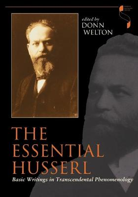 Essential Husserl book