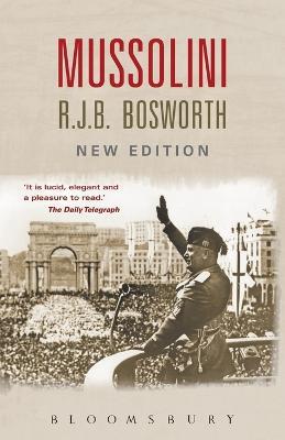 Mussolini book