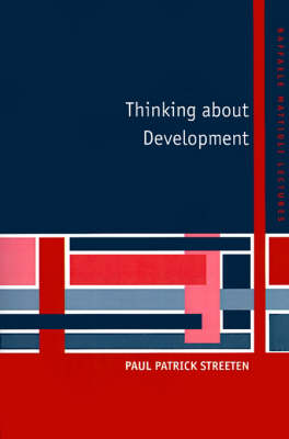 Thinking about Development book
