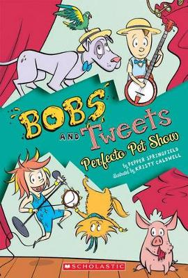 Perfecto Pet Show by Pepper Springfield