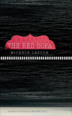The Red Sofa by Mich l       Lesbre