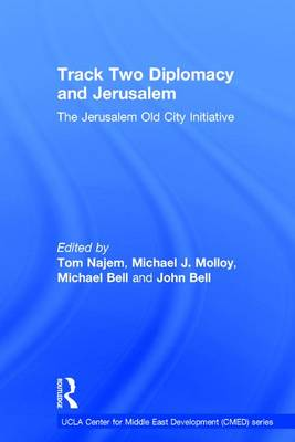 Track Two Diplomacy and Jerusalem book