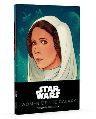 Star Wars (R): Women of the Galaxy Notebook Collection by Lucasfilm Ltd.