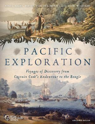 Pacific Exploration by Nigel Rigby