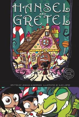 Hansel and Gretel by Jessica Gunderson