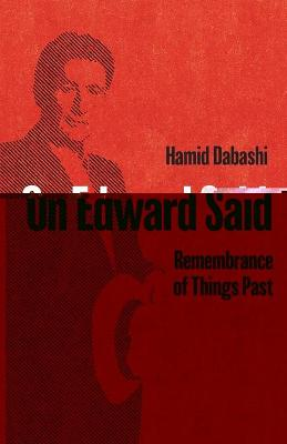 On Edward Said: Remembrance of Things Past by Hamid Dabashi