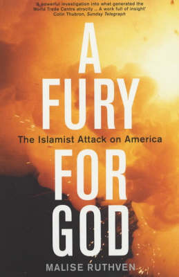 Fury for God book
