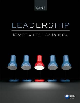 Leadership by Marian Iszatt-White