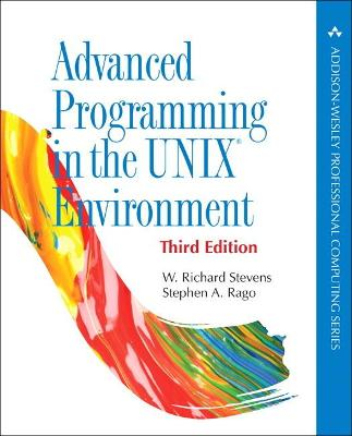 Advanced Programming in the UNIX Environment by W. Stevens