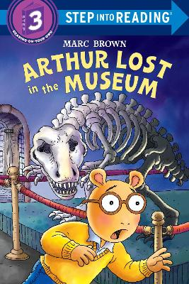 Arthur Lost In The Museum by Marc Brown