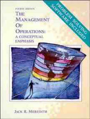 The Management of Operations by Jack R. Meredith