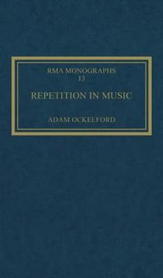 Repetition in Music by Adam Ockelford