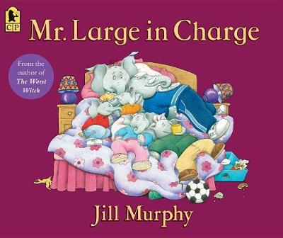 Mr. Large in Charge book