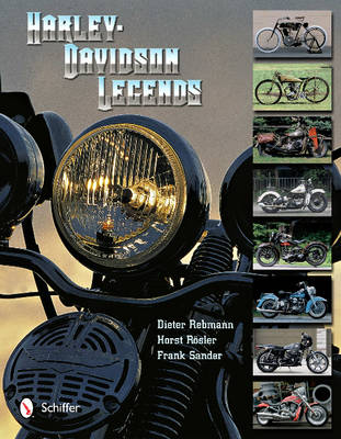 Harley-Davidson Legends by Dieter Rebmann