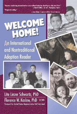 Welcome Home!: An International and Nontraditional Adoption Reader book