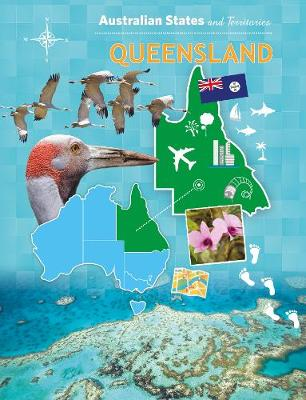Australian States and Territories: Queensland (QLD) by Linsie Tan