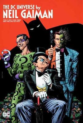 DC Universe by Neil Gaiman book