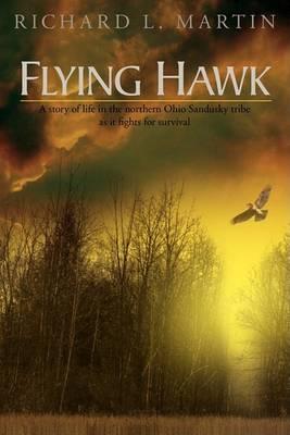 Flying Hawk by Richard L Martin