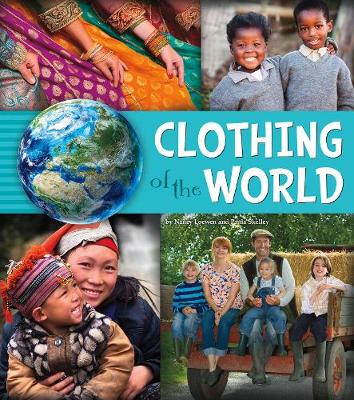 Clothing of the World book