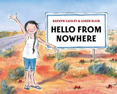Hello from Nowhere by Raewyn Blair
