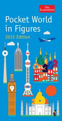 The Economist Pocket World in Figures 2015 by The Economist