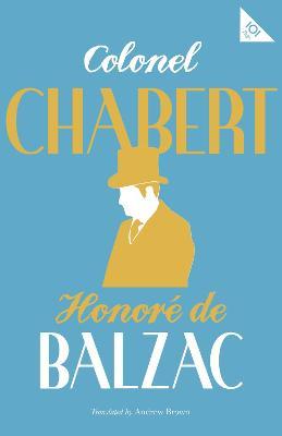 Colonel Chabert by Honore de Balzac