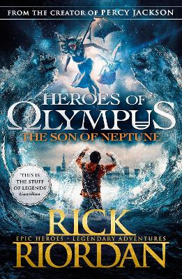 Son of Neptune (Heroes of Olympus Book 2) by Rick Riordan