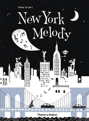 New York Melody by Helene Druvert