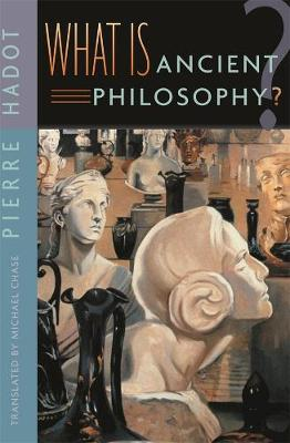 What is Ancient Philosophy? book