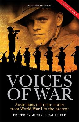 Voices Of War book