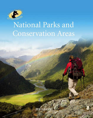 National Parks and Conservation Areas by Jen Green